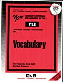 Vocabulary, Rudman, Jack, 0837381959