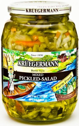 Mixed Pickled Salad 32 fl oz ()