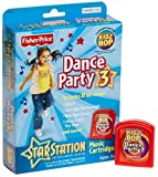 Fisher-Price Star Station Dance Party #3 ROM Pack