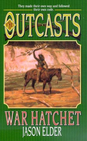 book cover of War Hatchet