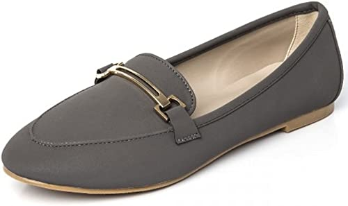 pumps ladies flat loafer style shoes