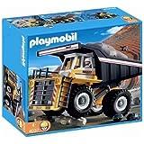 Playmobil - 4037 - Jeu de construction - Tombereau géant