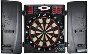 UItrasport elektronisches Dartboard mit Türen, Classic Dart für 16 Spieler,...
