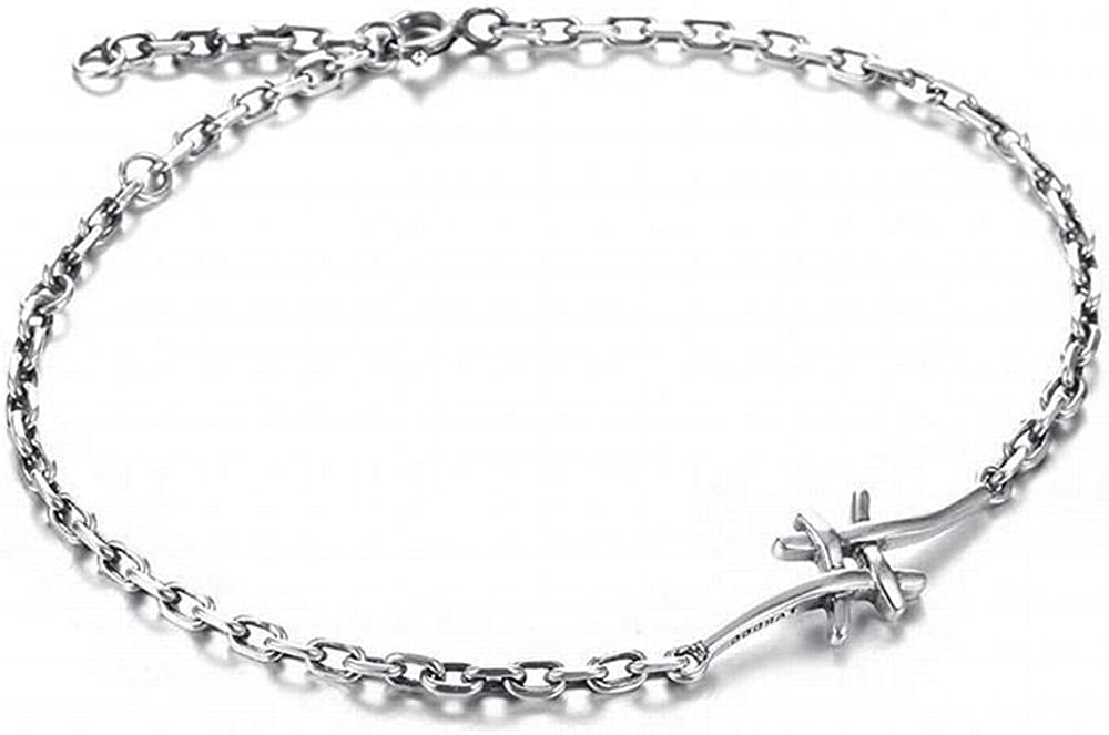 Bangles Bracelets S925 Silver Bracelet Creative Simple Female Bracelet LOt