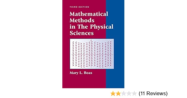 Mathematical methods in the physical sciences 3rd edition 3 mary l mathematical methods in the physical sciences 3rd edition 3 mary l boas amazon fandeluxe Image collections