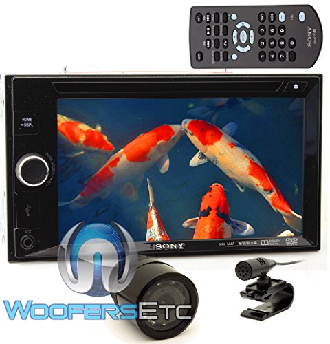 pkg HTC 36 XO Vision Backup Camera with - Sony Touch Screen Tv