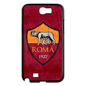 Samsung Galaxy N2 7100 Cell Phone Case Black As Roma Logo ZJK Phone Case For Guys Hard