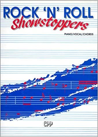 Rock N Roll Showstoppers Pianovocalchords Alfred Music