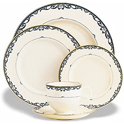 Click for Lenox Liberty Gold Banded 5-Piece Place Setting, Service for 1
