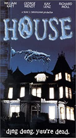 Amazon com: House [VHS]: William Katt, George Wendt, Richard
