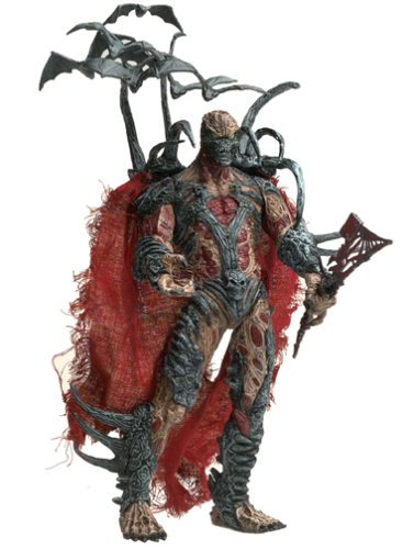 McFarlane Toys Spawn Reborn Series 1 Action Figure Curse of the Spawn 2 (Spawn Mcfarlane Series 1 Toy)