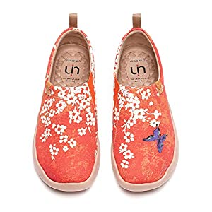 Women's Fashion Floral Art Sneaker