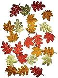 Leaf Foil String Decorations