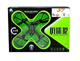 Supertoy S48 Drone 6 Axis Gyro 2.4G 6Ch Rc Quadcopter Aircraft Helicopter Black & White