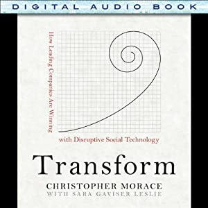 Transform Audiobook