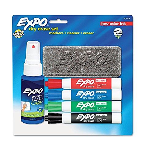 Erase Marker Starter Chisel Assorted