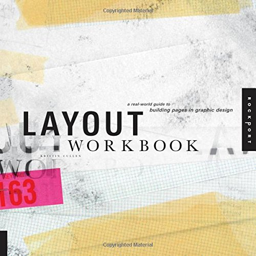 Graphic Design Halloween - Layout Workbook: A Real-World Guide to Building Pages in Graphic Design
