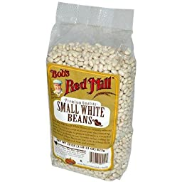 Bob\'s Red Mill Small White Beans - 29 oz