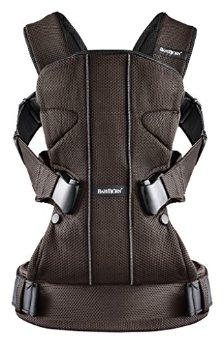 babybjorn-baby-carrier-one-brown-black-mesh