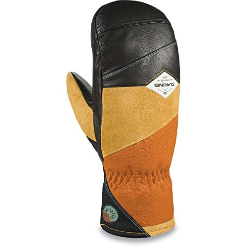 Dakine Insulated Mittens - Dakine Men's Team Baron Mitt Gloves, Elias Elhardt, L