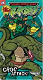 Teenage Mutant Ninja Turtles - Croc Attack (Vol. 12) [VHS]