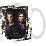 "Pyramid International ""Vampire Diaries (Humanity)"" Official Boxed Ceramic Coffee/Tea Mug, Multi-Colour, 11 oz/315 ml"