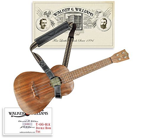 Walker Williams U 66 BLK Ukulele Shoulder product image