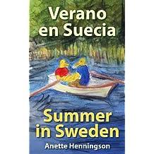 Verano en Suecia / Summer in Sweden (Spanish Edition)