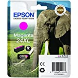 Epson 24XL Series Elephant Ink Cartridge - Magenta