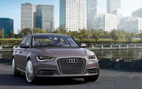 Audi A6 Photo - 2