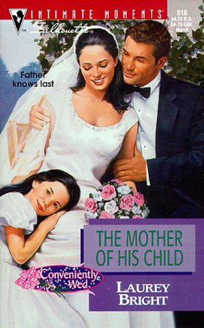 book cover of The Mother of His Child
