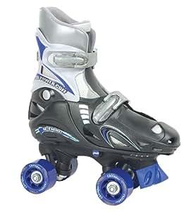 Chicago Boys Adjustable Quad Skate (Small, J10-J13)