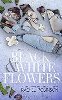 Black and White Flowers by [Robinson, Rachel]