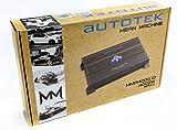 Autotek 4000 Watt Mono Amplifier Class D 1 Ohm