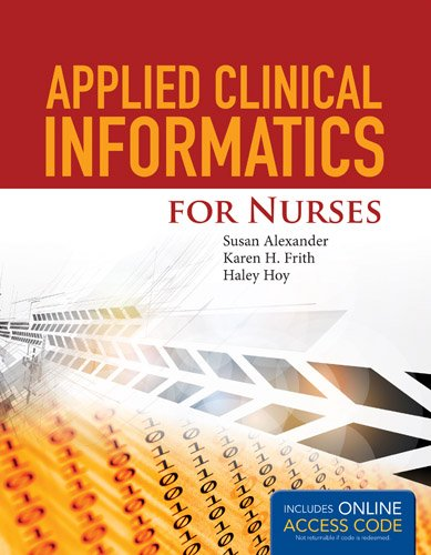 1284049965 - Applied Clinical Informatics for Nurses