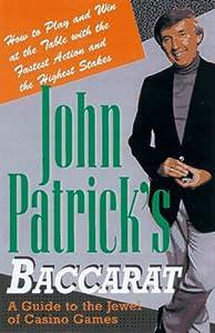 Casino gambler guide john patricks poker professional winning pete rose gambling+baseball+statistics