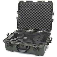 Nanuk 945-DJI36 Waterproof Hard Case with Foam Insert for DJI_Phantom 3 - Olive