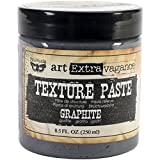Prima Marketing Art Extravagance Texture Paste, 8.5-Ounce, Graphite