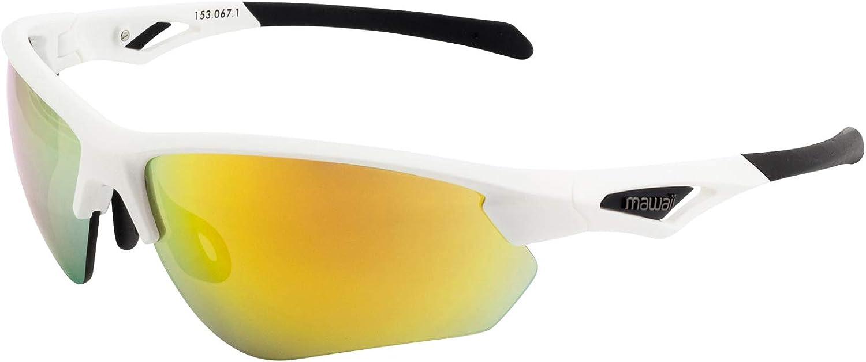 Mawaii Sunglasses Blade HD polarisierte SportSonnenbrille