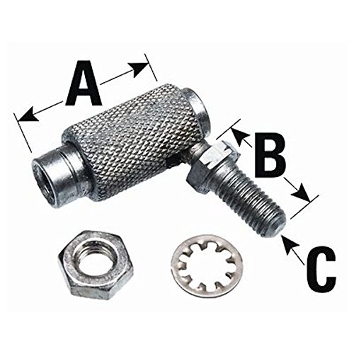 SeaStar 029104 Ball Joint Kit Quick-Release for 33C Series Control Cable MD