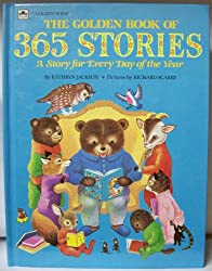 The Golden Book of 365 Stories - A Story for Every Day of the Year
