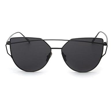 Amazon.com: anteojos de sol para mujer, Ojo de gato anteojos ...