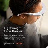 ZShield Ultra - Reusable Face Shield w/Full-Face