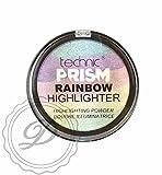 Best Highlighting Powders - Technic Prism Rainbow Highlighter Highlighting Powder 6g Review