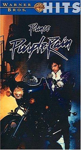 Purple Rain [VHS] - Color Purple Movie Costumes