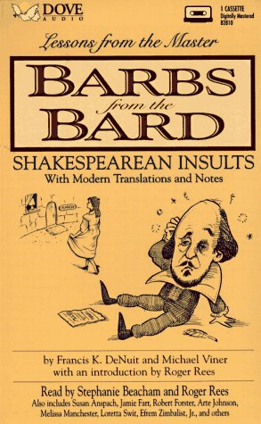 Barbs from the Barbs: Shakespearean Insults With Modern Translations and Notes