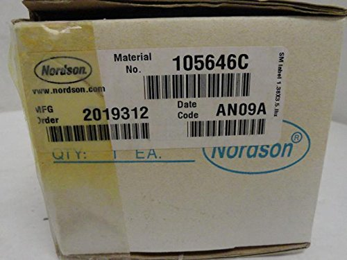 Nordson 105646C Power Supply Module W/Heat Sink