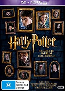 Harry Potter: 8 Film Collection
