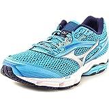 Mizuno 2015 Women's Legend 3 Running Shoes-Blue Atoll-Silver-410696.5Z73 (Blue Atoll-Silver)