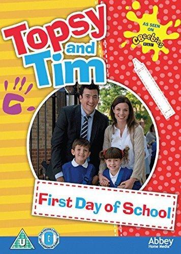 Topsy & Tim - First Day Of School [DVD]: Amazon.co.uk: Jocelyn ...